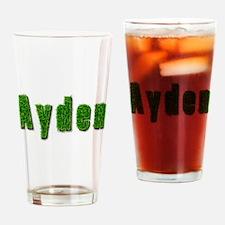 Ayden Grass Drinking Glass