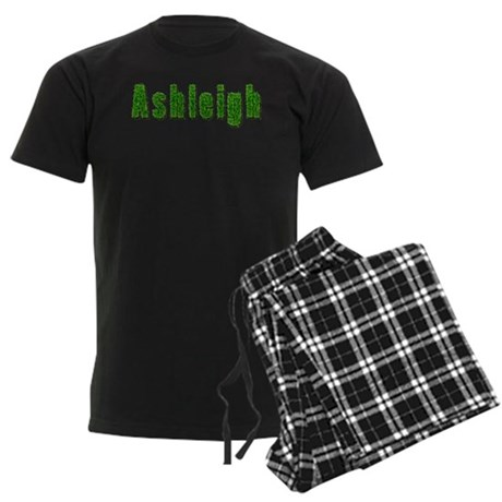 Ashleigh Grass Men's Dark Pajamas