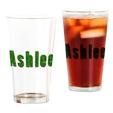 Ashlee Grass Drinking Glass