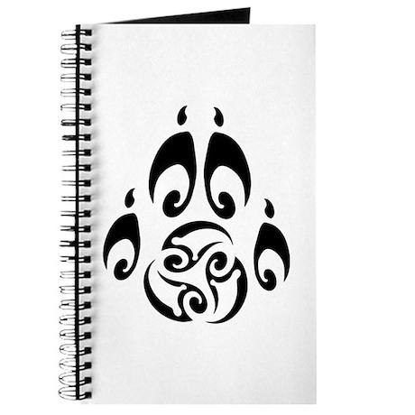 Blackwolf Majik Logo Journal