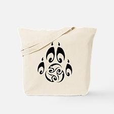 Blackwolf Majik Logo Tote Bag