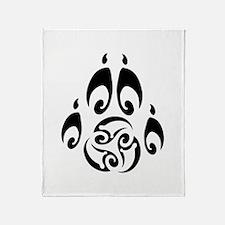 Blackwolf Majik Logo Throw Blanket