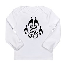 Blackwolf Majik Logo Long Sleeve Infant T-Shirt