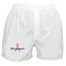 BC Awareness: Maureen Boxer Shorts