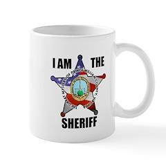 I AM THE SHERIFF Mug