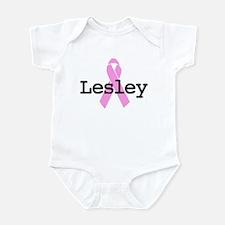 BC Awareness: Lesley Infant Bodysuit