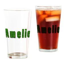 Amelie Grass Drinking Glass