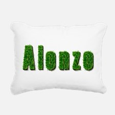 Alonzo Grass Rectangular Canvas Pillow