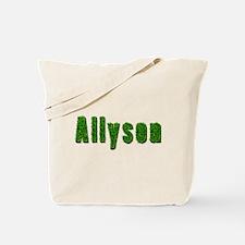 Allyson Grass Tote Bag