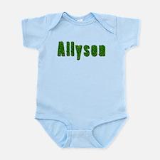 Allyson Grass Infant Bodysuit