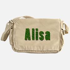 Alisa Grass Messenger Bag