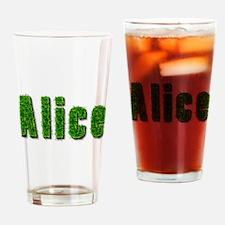 Alice Grass Drinking Glass