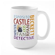Castle Fan Mug