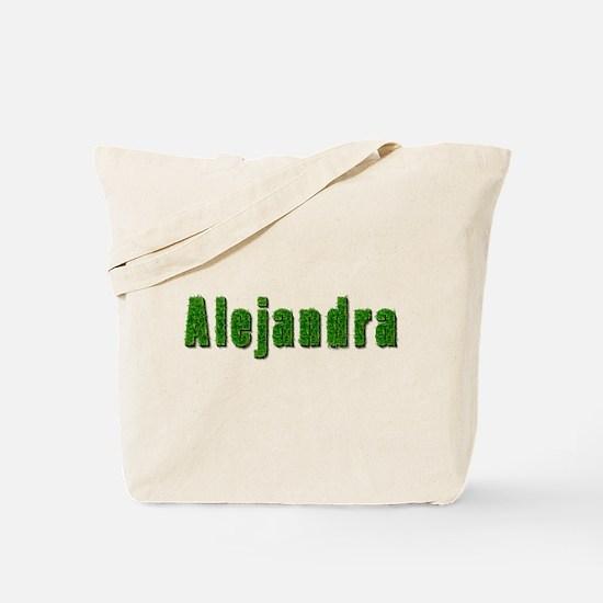 Alejandra Grass Tote Bag