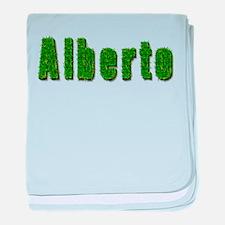 Alberto Grass baby blanket