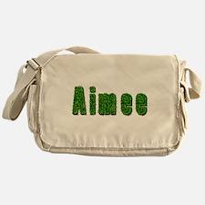Aimee Grass Messenger Bag