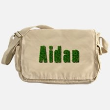 Aidan Grass Messenger Bag