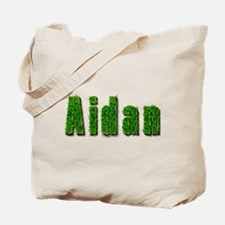 Aidan Grass Tote Bag