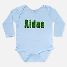 Aidan Grass Long Sleeve Infant Bodysuit