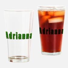 Adrianna Grass Drinking Glass