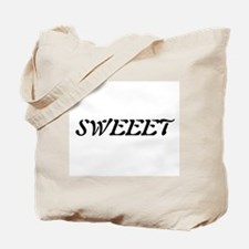 Sweeet Tote Bag