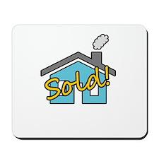 House Sold! Mousepad
