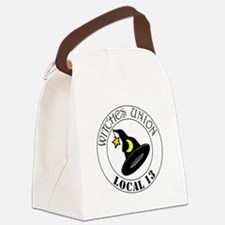 2-witchesunion.png Canvas Lunch Bag