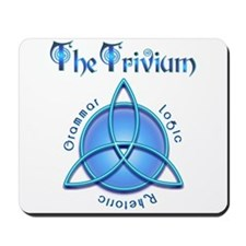 The Trivium Mousepad