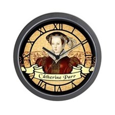 Catherine Parr Wall Clock