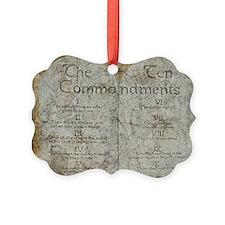 Cool Moses Ornament