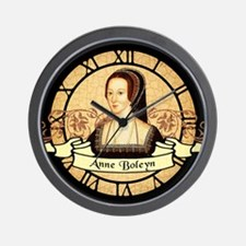 Anne Boleyn Wall Clock