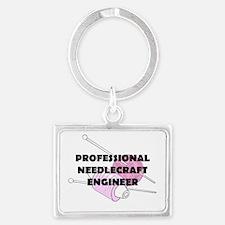 proneedlecraft.png Landscape Keychain
