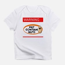 Warning - may contain nuts T-Shirt