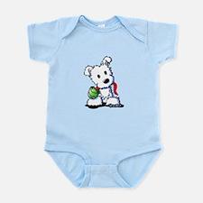 Muggles Westie Puppy Infant Bodysuit