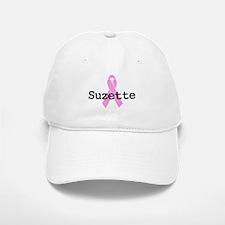 BC Awareness: Suzette Baseball Baseball Cap