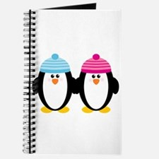 A Couple of Cute Penguins Journal