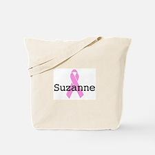 BC Awareness: Suzanne Tote Bag