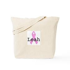 BC Awareness: Leah Tote Bag