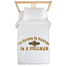 Big Boy Steam Engine Twin Duvet