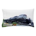 Big Boy Steam Engine Pillow Case