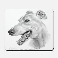 Greyhound Mousepad