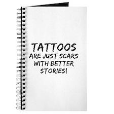 Tattoos Scars Stories Journal