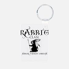 Rabbit Clan Keychains