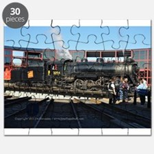 Steamtown Train Puzzle