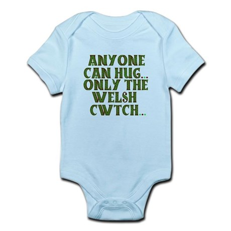 Hug & Cwtch Infant Bodysuit