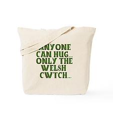 Hug & Cwtch Tote Bag