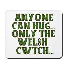 Hug & Cwtch Mousepad