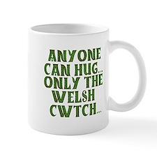 Hug & Cwtch Small Mug