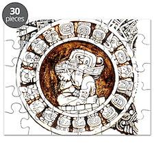 mayan circle Puzzle
