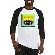 I Gotta Be Me-Sammy Davis Jr./t-shirt Baseball Jer